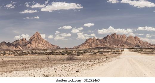 Spitzkoppe. Damaraland, Namibia.