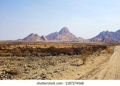 Spitzkoppe, Namib Desert, Namibia, Africa