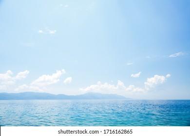 Herrliche Jahreszeit der ruhigen Adria. Lage der Region Dalmatien, Balkan, Kroatien, Europa. Scenic Image des beliebten europäischen Kurorts. Entdecken Sie die Schönheit der Erde.