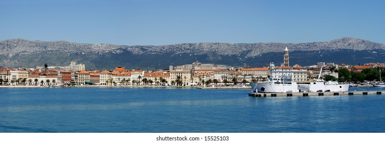 Split is the economic and administrative center of Middle Dalmatia. Many of Split's historical and cultural buildings can be found within the walls of Diocletian's Palace.