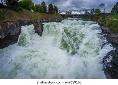 Spokane Falls, Spokane Washington