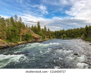 Spokane, Washington, USA: Riverside State Park