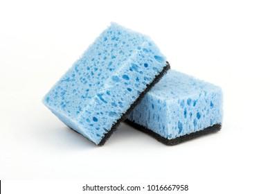 sponge for washing dishes. Sponge