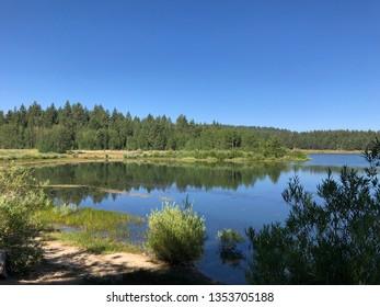 Spooner Lake, Nevada