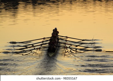 the sport of crewing,
