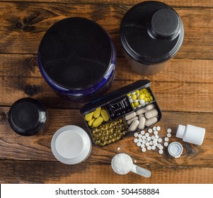 Pill Gym Images, Stock Photos & Vectors | Shutterstock