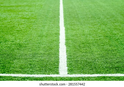 Sport grounds concept - Football