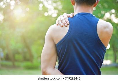 sport injury body part,back pain.