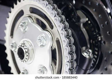 Sport Motorcycle Chain