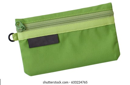 Sport outdoor style Purse Coin wallet bag isolated