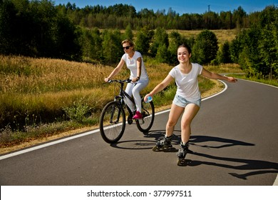 Sport and recreation - people working out