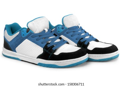 sport shoes isolated