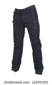 sport track suit on model with clipping path