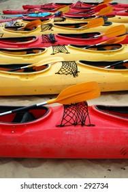 Sports & Adventure - Canoes