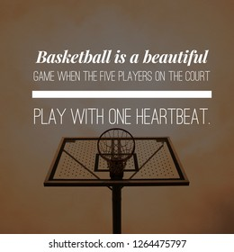 Basketball Quotes Images, Stock Photos & Vectors | Shutterstock