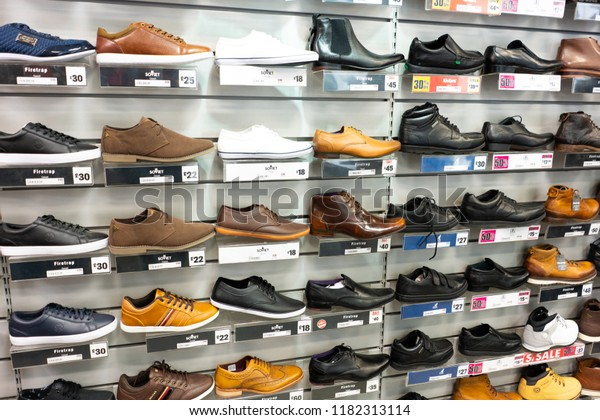 474c8c5e Sports Direct - Stoke on Trent - Staffordshire - 17th September 2018 - The  footwear section