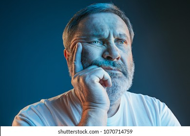 Sad Man Images, Stock Photos & Vectors | Shutterstock