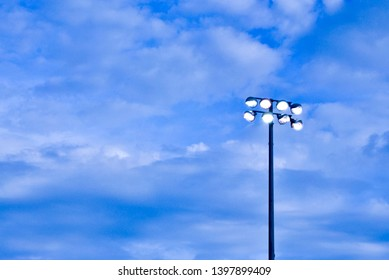 Light Pole Night Images, Stock Photos & Vectors | Shutterstock