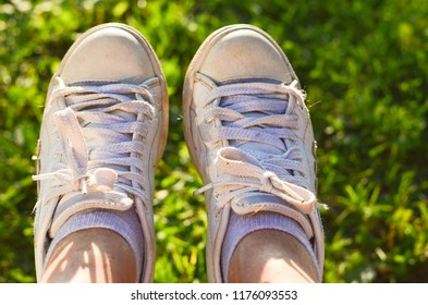 Sports footwear, sneakers
