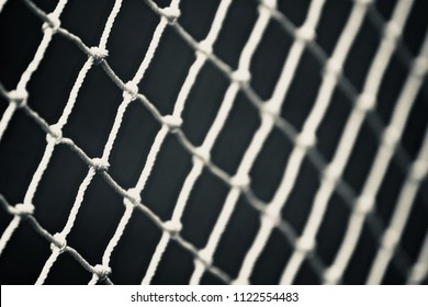 Sports net beautiful unique abstract blurred background photo