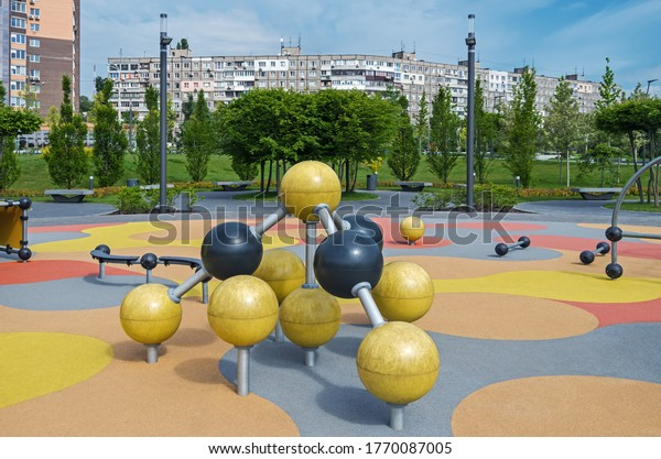 sports-playground-on-territory-multistor