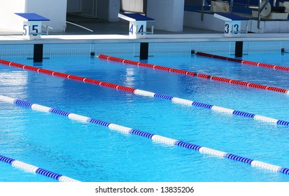 The sports pool is ready to competitions