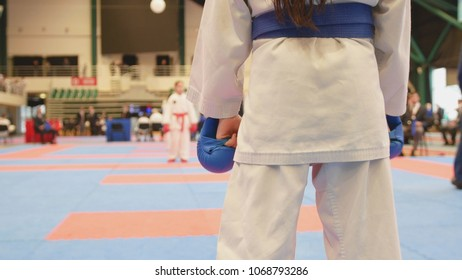 karate fight images stock photos vectors shutterstock