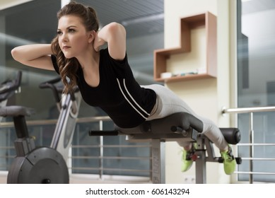 Hyperextension Images Stock Photos Amp Vectors Shutterstock