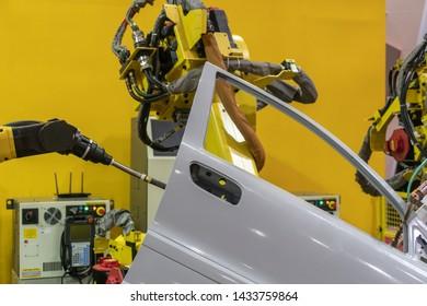 Spot Welding Images, Stock Photos & Vectors | Shutterstock
