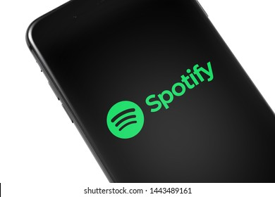 Spotify Images, Stock Photos & Vectors | Shutterstock