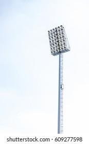 spotlight, Lights for the stadium