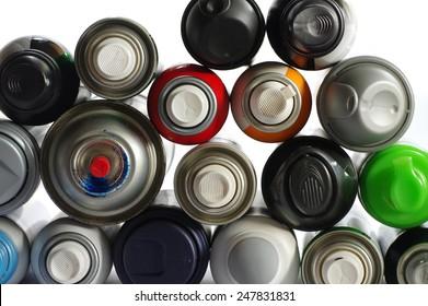 spray paint can 2