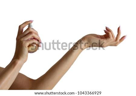 wrist perfume