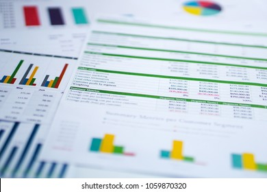 Spreadsheet Images, Stock Photos & Vectors | Shutterstock