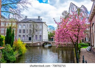 Spring in Amersfoort