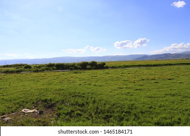 the spring in Ardahan city of Turkey
