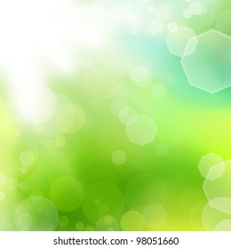 Spring background -  abstract beauty