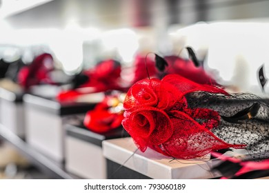 Women's spring carnival hat