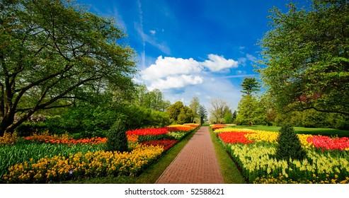 Longwood Gardens Images, Stock Photos & Vectors | Shutterstock