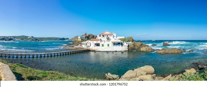 spring menorca tourism in balearic islands