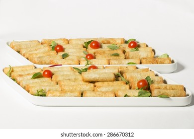 Spring Roll also known as Egg Roll