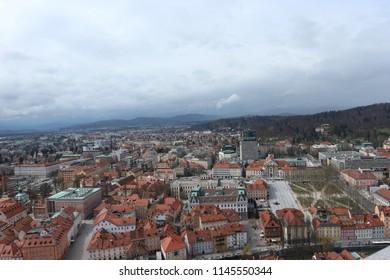 Spring in Slovenia