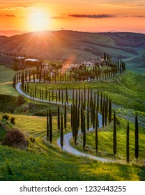 Spring in Tuscany, Italy