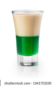 Springbokkie shooter in a shot glass