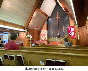 Small Church Interior Images Stock Photos Vectors Shutterstock