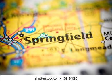 Springfield. Massachusetts. USA
