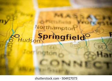 Springfield, Massachusetts, USA.