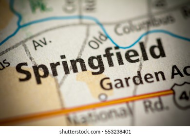 Springfield. Ohio. USA