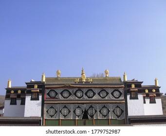 Springtime at Labrang Tibetan Monastery