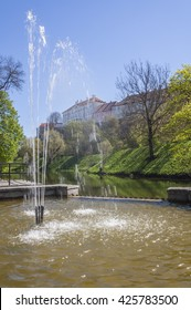 Springtime In Medieval Tallinn